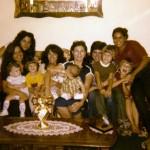 I am one of MANY!  I love my big family!