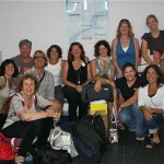 Love leading retreats (This is from Pantelleria, Sicily)