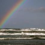 Nature is my Greatest Teacher: rainbow at Ocean Shores