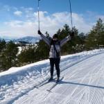 Love to Cross Country Ski!