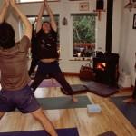Woodstove Yoga
