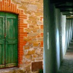 Intriguing doors and passages