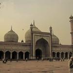 Mosque in Delhi
