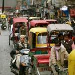 Street in Old Delhi